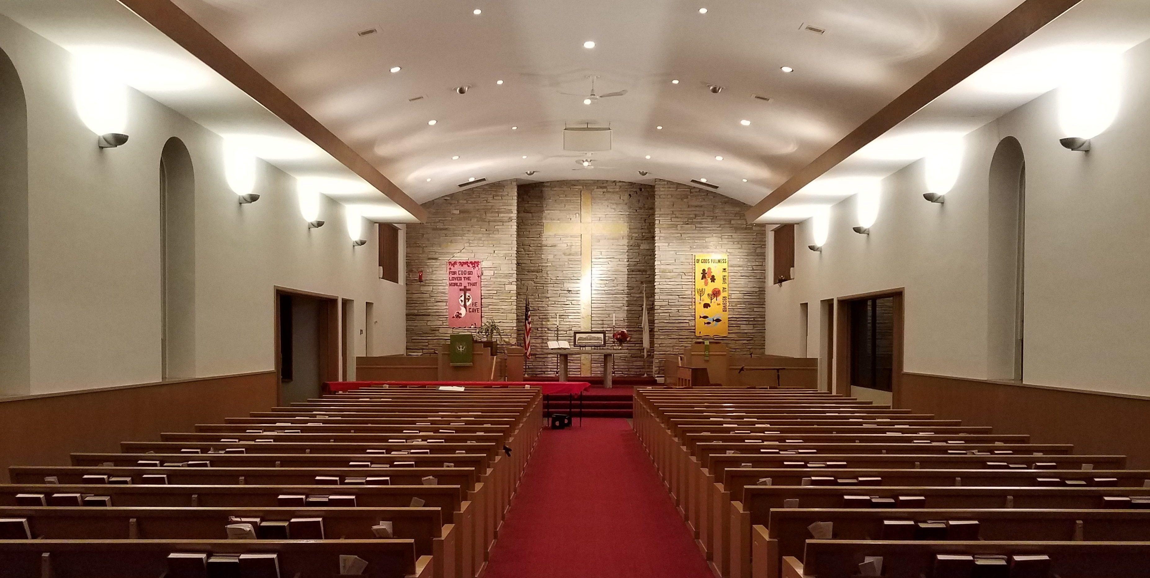 St. Pauls Sanctuary